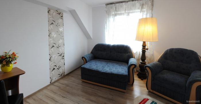 Apartament cu balcon
