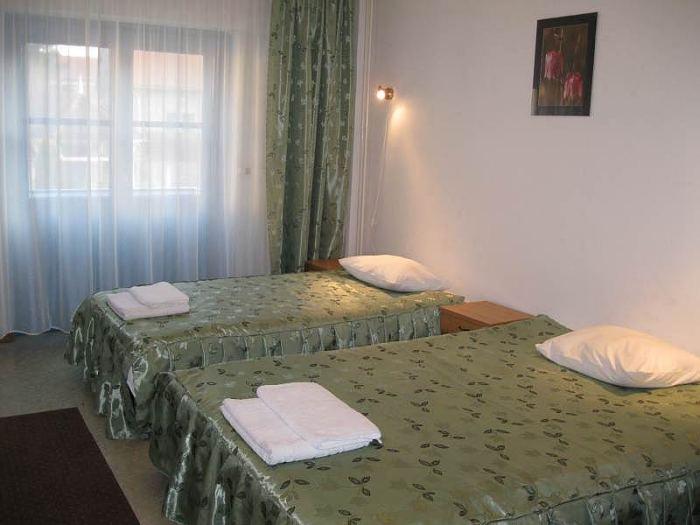 Cameră Superior cu două paturi