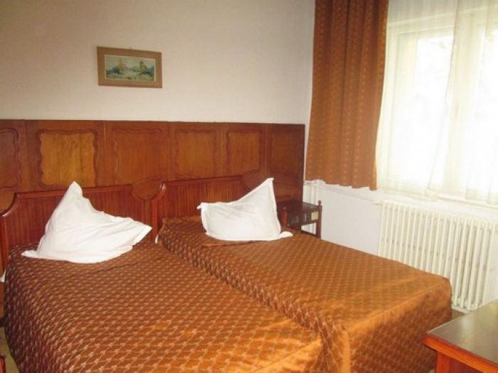 - Camera Dubla Standard este dotata cu mobilier clasic