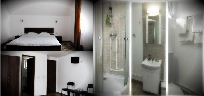 Camera 1, 2, 3 cu grup sanitar propriu