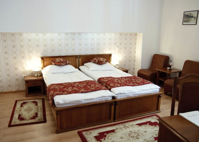 Superior Double Twin Room Bed And Breakfast